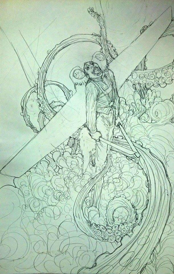 SANTO Ramses Sketch